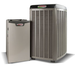 Energy Efficient Air Conditioning and Heating from Lennox