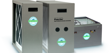 Pure air filtration system
