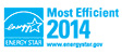 ENERGY STAR Most Efficient 2014 Logo