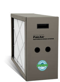 PureAir™ Air Purification System install