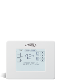 <i>ComfortSense</i>&reg; 7000 Series Touchscreen Thermostat