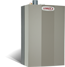 Lennox GWM-IE Gas-Modulating Condensing Water Boiler Offers up to 40% Greater Efficiency Than Conventional Boilers