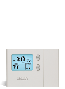 <i>ComfortSense</i>&reg; 3000 Series Programmable & <br>Non-Programmable  Thermostats