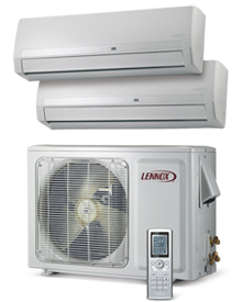 MS8Z Mini-Split Heat Pump